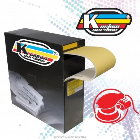 Soft Professional Sand Paper 1200 Grit Extreme Finish - 1mt