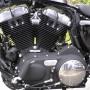 Hi Heat Engine Texture Paint Spray Black Matt For Harley Davidson - 400ml