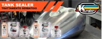 Fuel gas tank sealer anty rust and oxide.