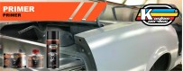 Hi heat engine primer for alloy and metal