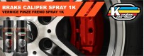 SPRAY CANS 1K BRAKE PAINT